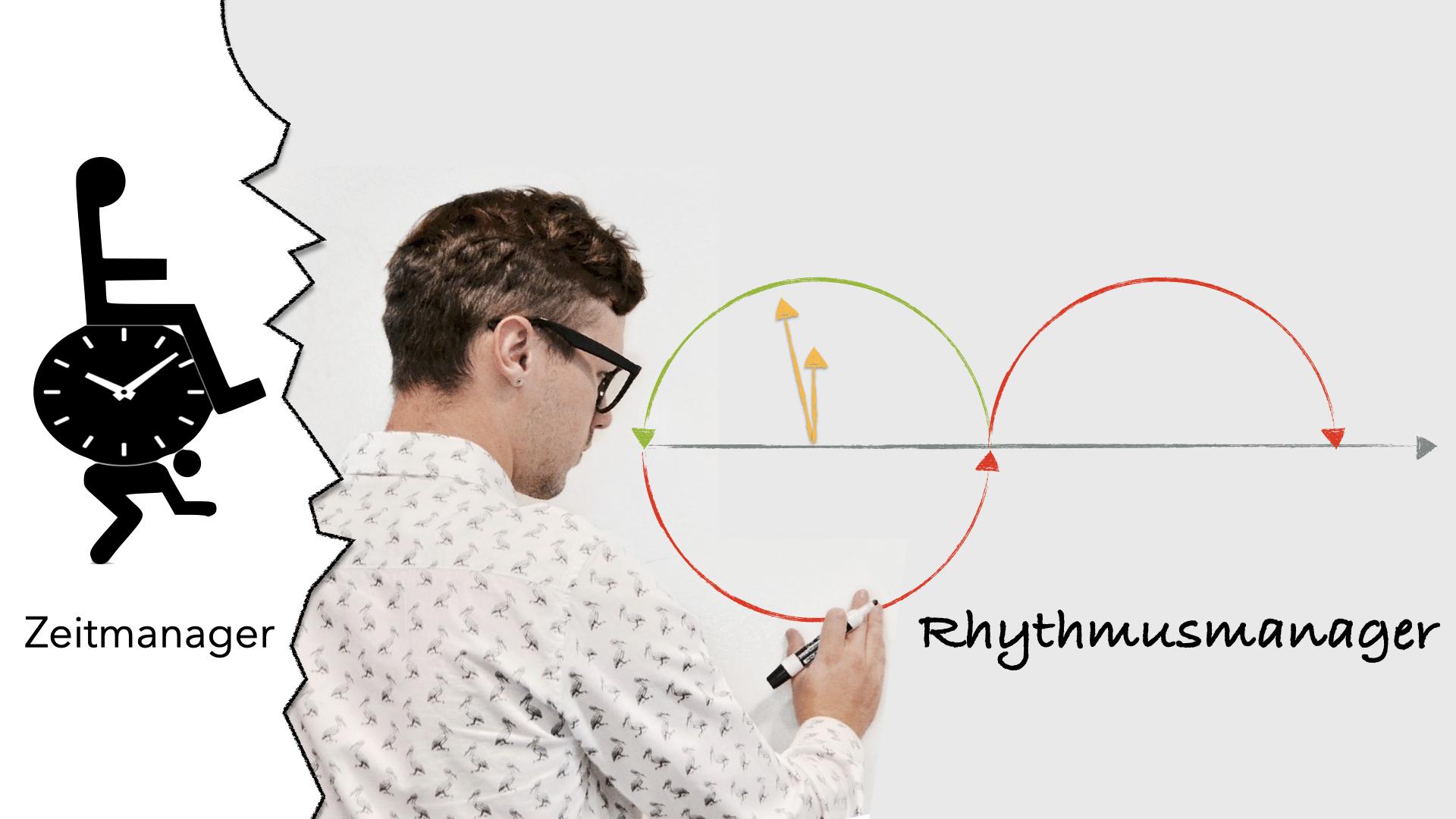 Vortrag: Rhythmusmanager - Der Zeitmanager von morgen?
